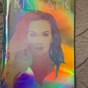 Prismatic Katy Perry World Tour Program Book 2014